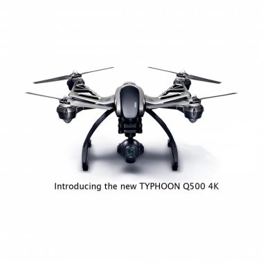 Yuneec Q500+ Typhoon Quadcopter Review