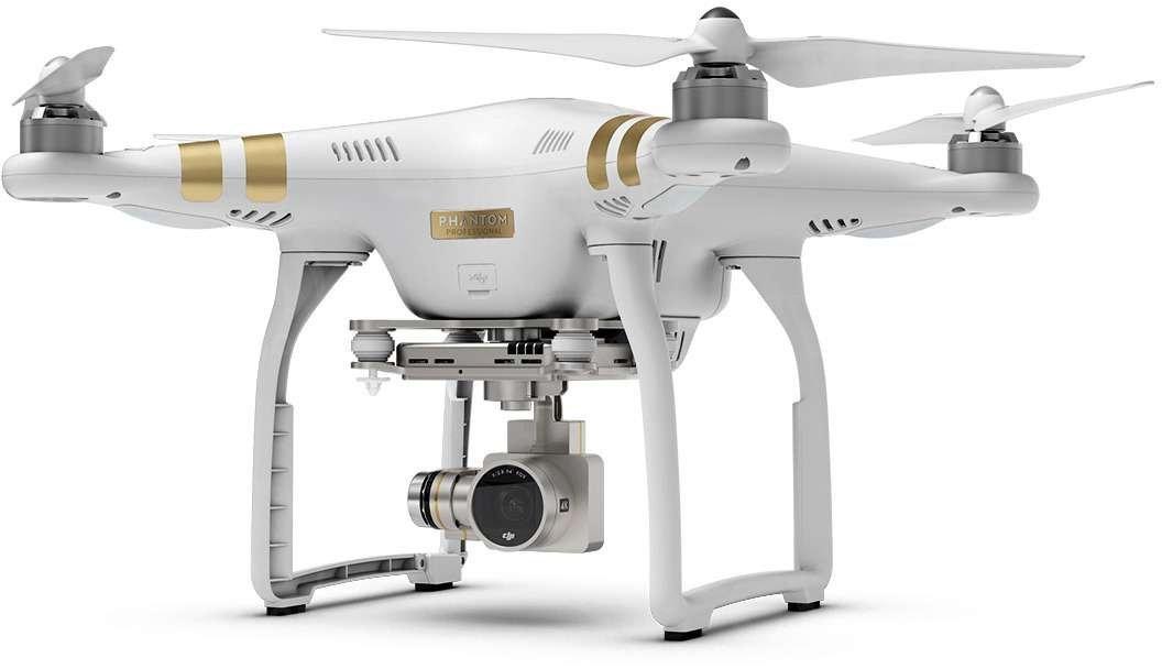 DJI Phantom 3 Professional Drone Review